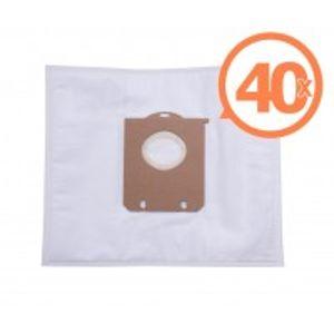 Alternatívny set vreciek typu SBAG s motorovými filtrami 40 ks