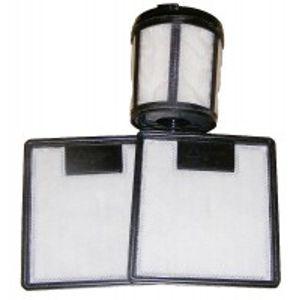 HEPA filter a výstupný vzduchový filter DOMO