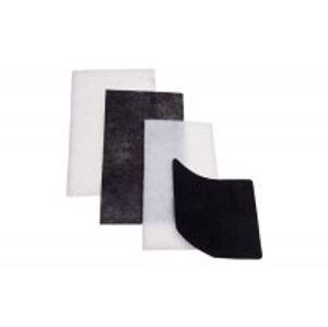 Kompletný set mikrofiltrov pre vysávače Zelmer Wodnik 519 a 619