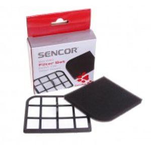 Set výstupných filtrov SVX 040HF do bezvreckoého vysávača SENCOR SVC 1030 Cat&Dog