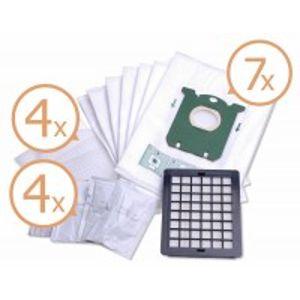 START PACK JOLLY - 7x vrecká 1S-Bag Max + HEPA filter pre vysávače Philips a Electrolux
